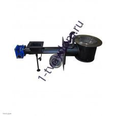 Горелка с поворотной ретортой для автоматических котлов 25 кВт