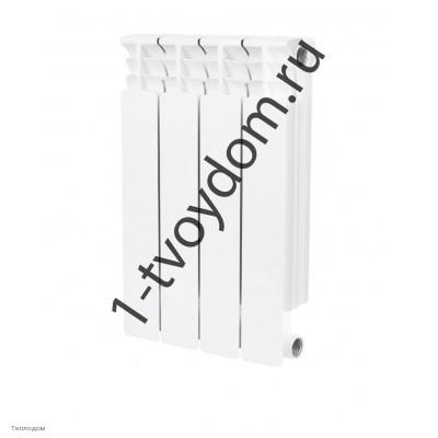 Радиатор алюминиевый ROMMER Profi 500/80 (6 секции)