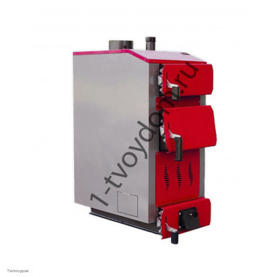 Полуавтоматический котел длительного горения Altep Praktik 20 кВт