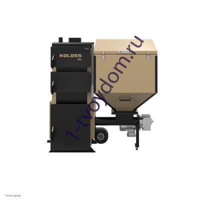 Автоматический котел Koloss Auto Duo (Колосс Авто Дуо) 45 кВт