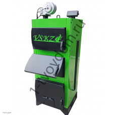 Полуавтоматический котел длительного горения ВСКЗ Комфорт  (Comfort) 14 кВт