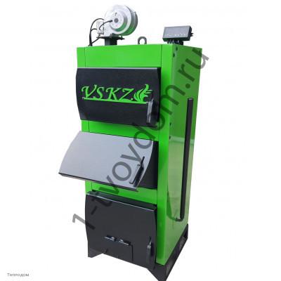 Полуавтоматический котел длительного горения ВСКЗ модель Комфорт  (Comfort) 100 кВт