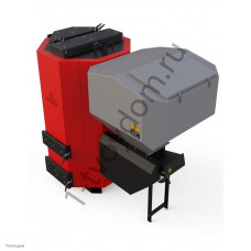 Твердотопливный котел с поршневой подачей «Энергия Авто» 100 кВт