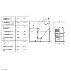 Автоматический твердотопливный котел ВСКЗ DUO 500 кВт