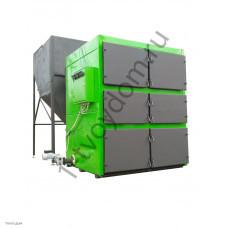 Автоматический твердотопливный котел ВСКЗ Green Eco DUO 330 кВт
